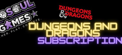 Dungeons and Dragons Subscription