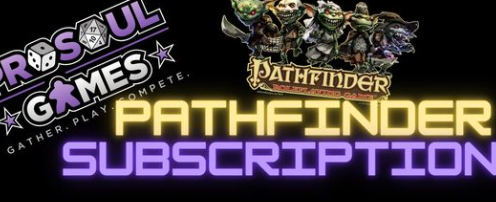Pathfinder Subscription