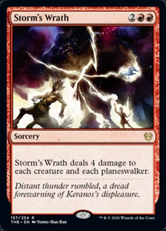 Storm's Wrath [Theros Beyond Death] | ProSoul Games