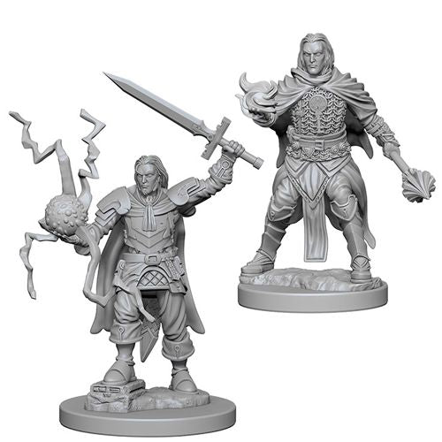 Dungeons & Dragons Nolzur`s Marvelous Unpainted Miniatures: W1 Human Male Cleric | ProSoul Games