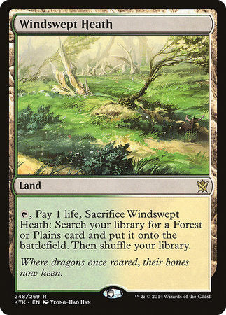 Windswept Heath [Khans of Tarkir] | ProSoul Games