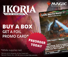 Ikoria: Lair of Behemoths Draft Booster Display | ProSoul Games
