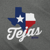 Tejas Men's Tee Heather Gray