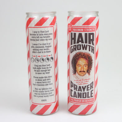 Hair Growth Prayer Candle