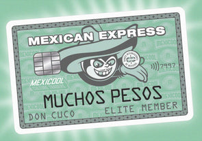 Mexican Express Gift Cards