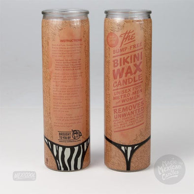 Bikini Wax Prayer Candle