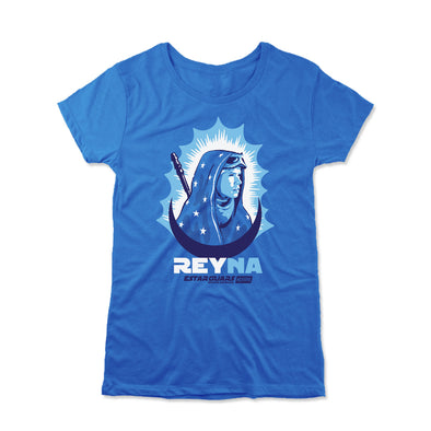 Rey from The Force Awakens star wars tee