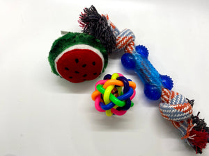 Rope Knot Toy