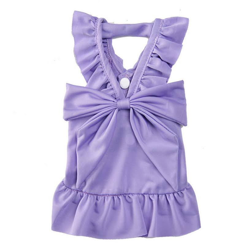 Sweet Pea Ruffle dress
