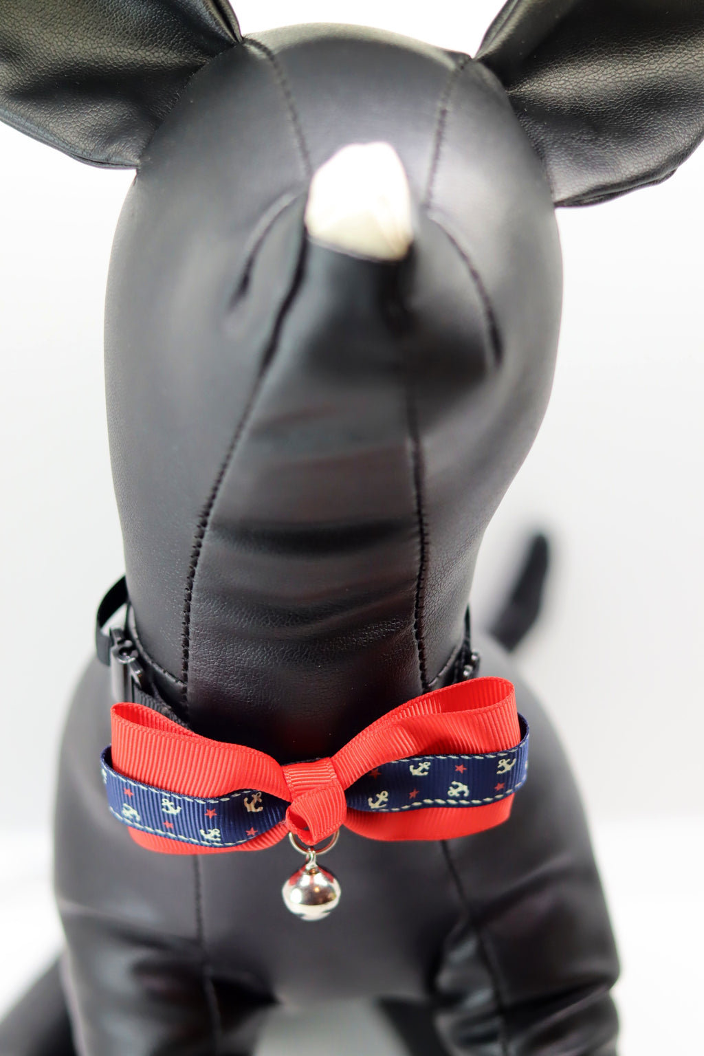 Nautical tie collar