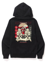 Anime Clothing x Streetwear - Merry Christmas Hoodie at Catori Clothing