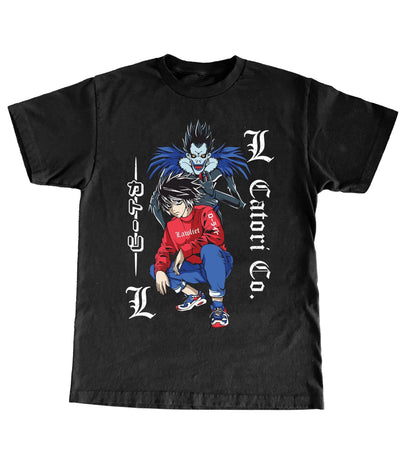 Anime Clothing x Streetwear - Death T-Shirt at Catori Clothing