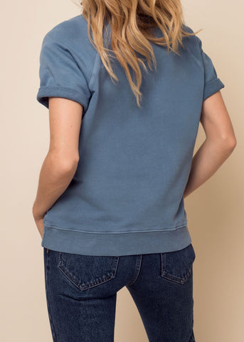 CARA SWEATSHIRT - BLUE MOON - Shop Sincerely Jules