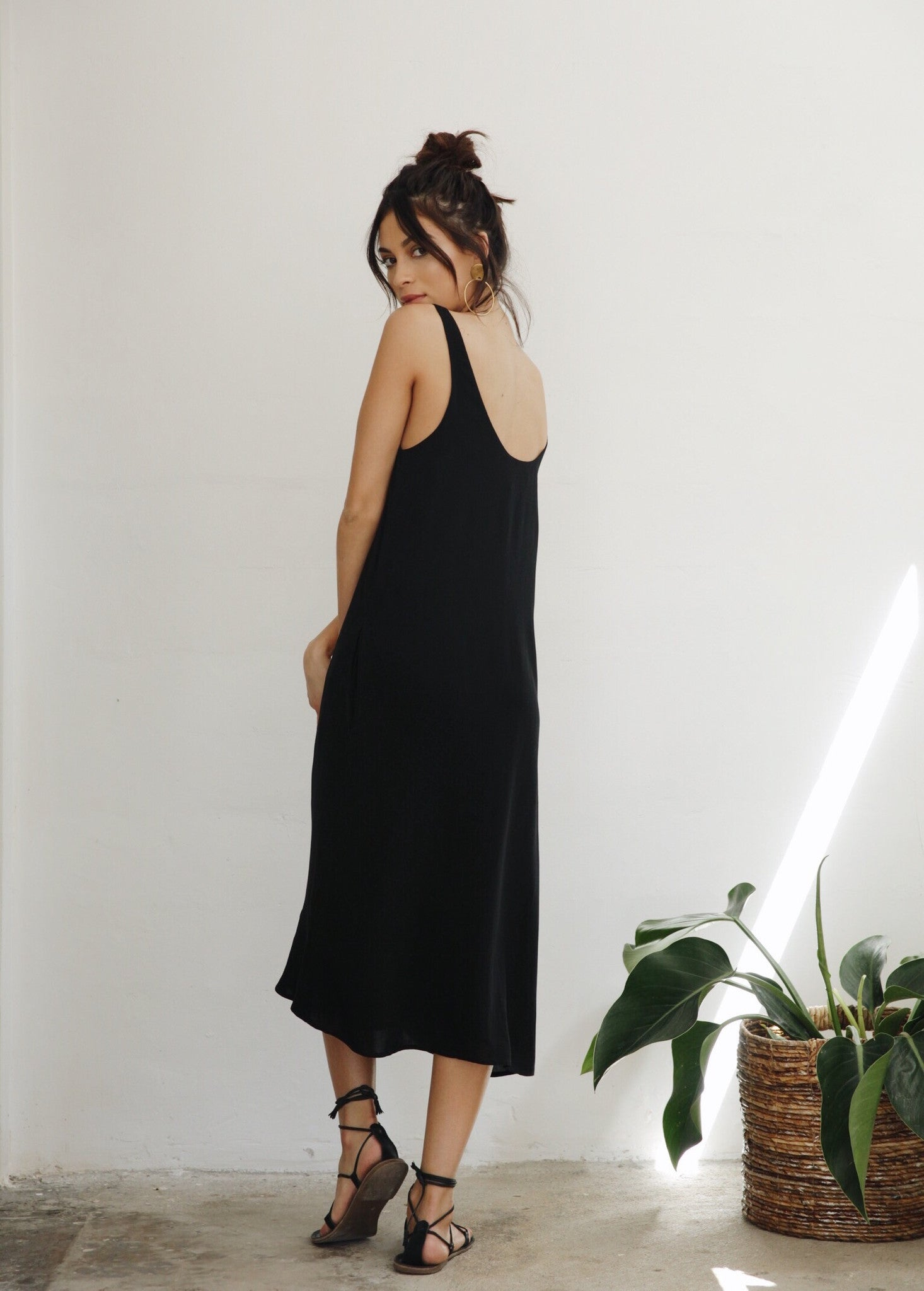 SEDONA SLIP DRESS