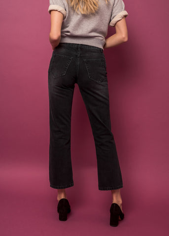 MICK CROPPED JEANS - Shop Sincerely Jules
