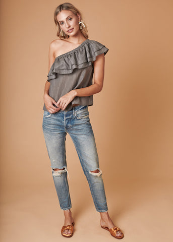 PRIM SILK TOP - Shop Sincerely Jules
