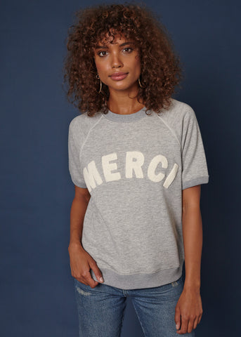 MERCI CARA SWEATSHIRT - Shop Sincerely Jules