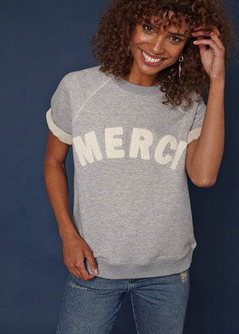 MERCI CARA SWEATSHIRT