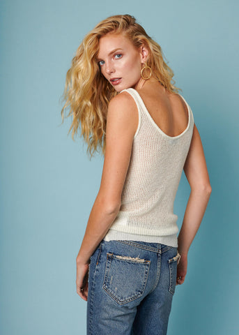 LAYLA SWEATER TANK - Shop Sincerely Jules