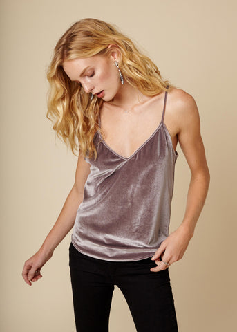 CHLOE CAMISOLE - TAUPE - Shop Sincerely Jules