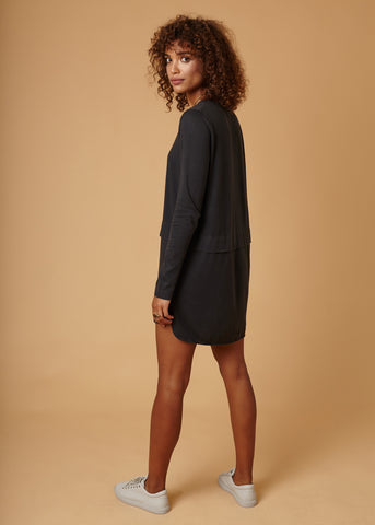 SAVOY T-SHIRT DRESS