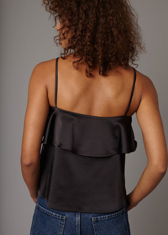 BELLA TANK - BLACK