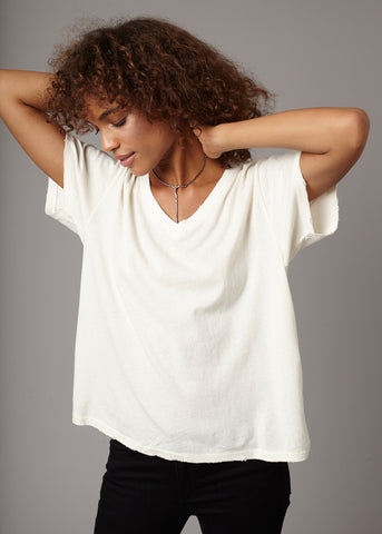 HENDRIX V-NECK TEE - Shop Sincerely Jules