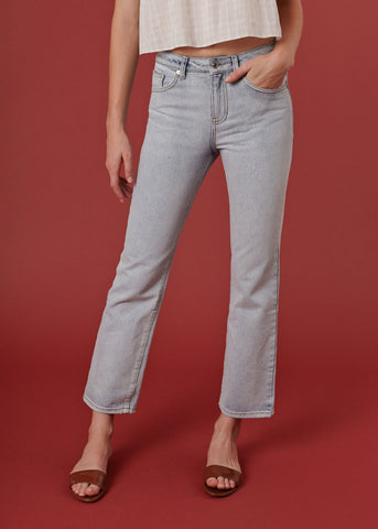 ELISE CROPPED JEANS