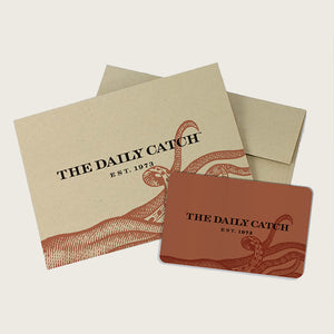 The Daily Catch Gift Card