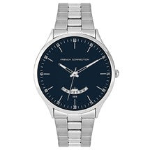 French Connection FC143SM Men's Original Silver Watch
