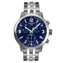 Men's PRC 200 Stainless Steel Chronograph Tissot Watch T055.417.11.047.00
