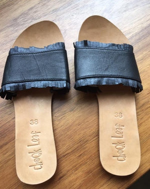Ladies Slip on Sandles