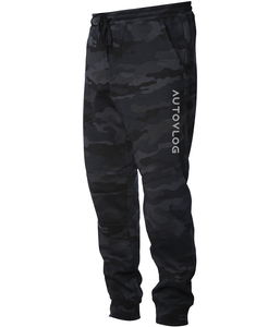 Black Camo Sweats