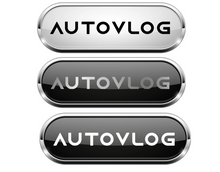 "Load image into Gallery viewer, Autovlog Decal 8"" Wide"