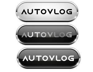 "Autovlog Decal 8"" Wide"