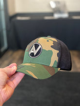 Load image into Gallery viewer, New Fitted Camo Trucker