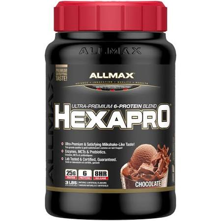 Allmax Hexapro 3lbs - Chocolate