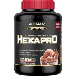 Allmax Hexapro 5lbs - Chocolate