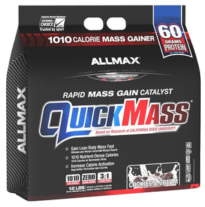 Allmax Quickmass 10lbs - Cookies and Cream