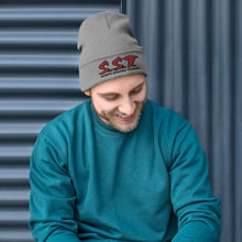 Load image into Gallery viewer, SST Embroidered Beanie