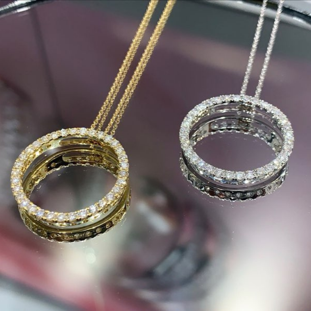 Gold vs Silver Jewellery: Which One Is Right For Me? | SayItWithDiamonds.com