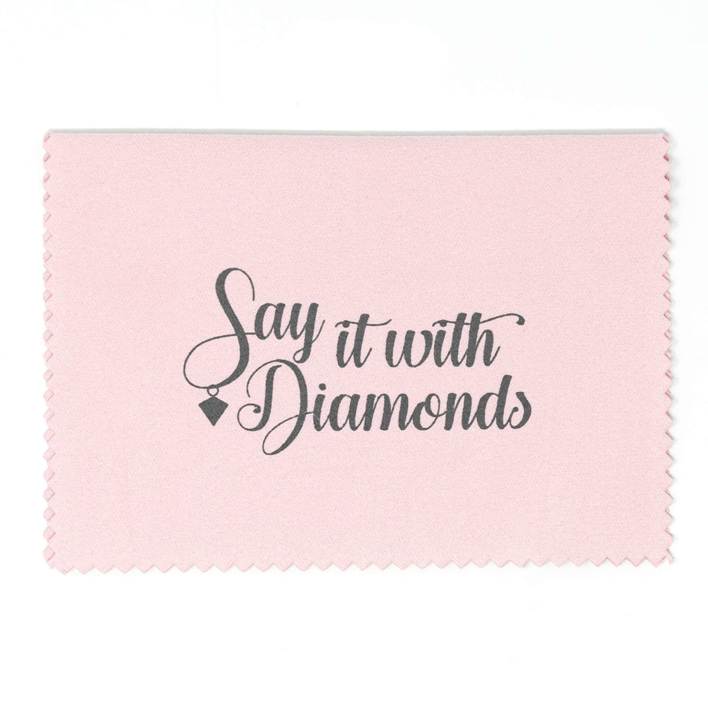 Anti Tarnish Cloth - SayItWithDiamonds.com