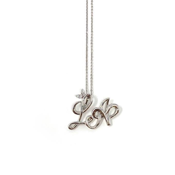 Locked In Forever Necklace - SayItWithDiamonds.com