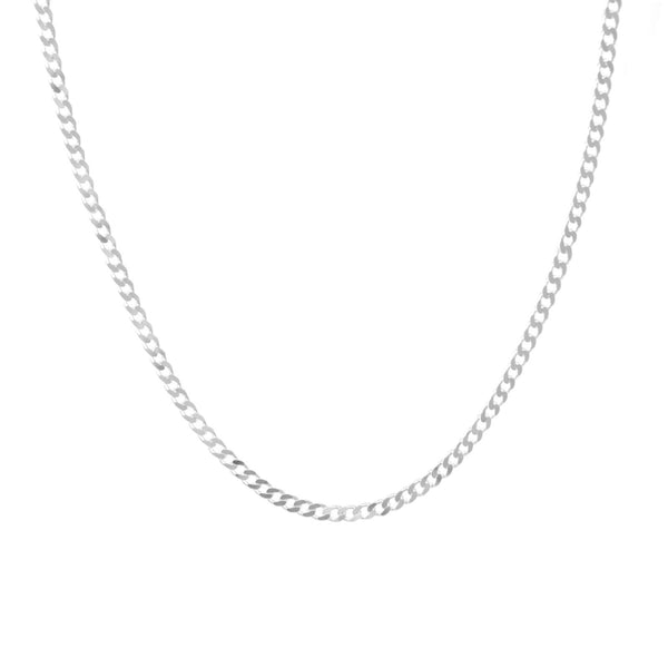 Men's Edit Curb Chain Ultra Necklace - SayItWithDiamonds.com