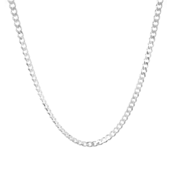 Men's Edit Deluxe Curb Chain Necklace - SayItWithDiamonds.com