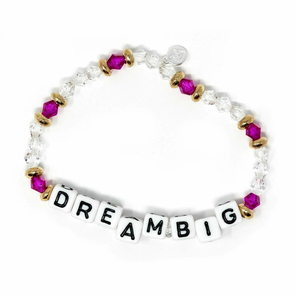 Positivity Bracelet - Dream Big - SayItWithDiamonds.com