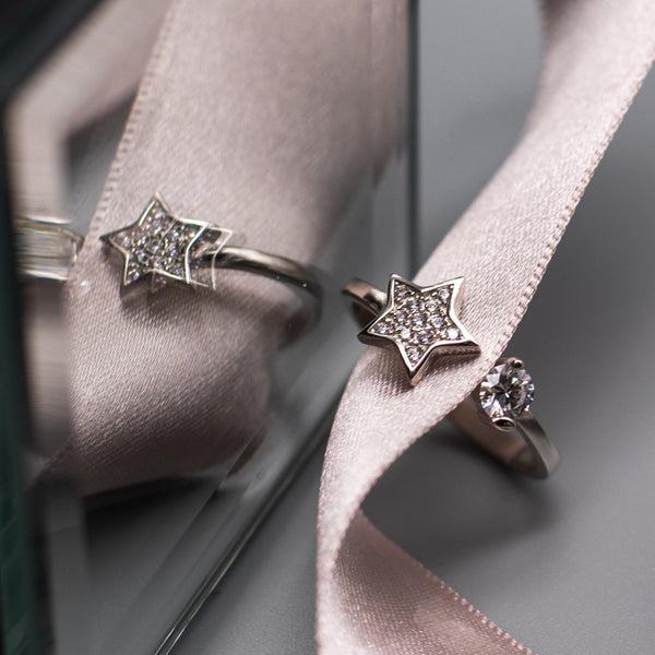 Star of Luck Ring - SayItWithDiamonds.com
