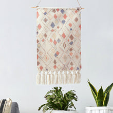 Load image into Gallery viewer, Targen Handmade Tapestry Macrame Room Decor - Targen