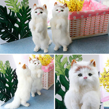 Load image into Gallery viewer, Cat Art Ornaments Figurine Home Desk TV Hanging Toys - Targen