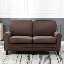 Load image into Gallery viewer, Targen Modern Comfortable Apartment Couch With 2 Seat